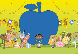 Blue apple anniversary_END_WEB