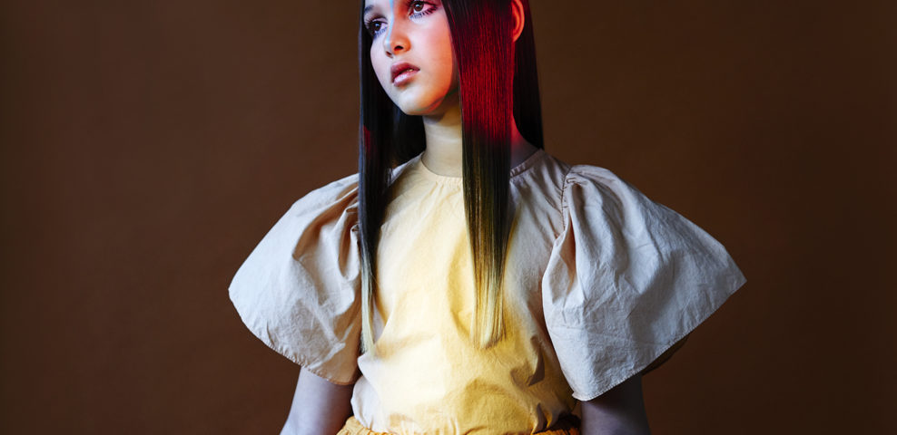 """Top: Tambere  Skirt: Cu Cu          """" Turn your face to the sun and the shadows fall behind you.""""- Maori Proverb"""